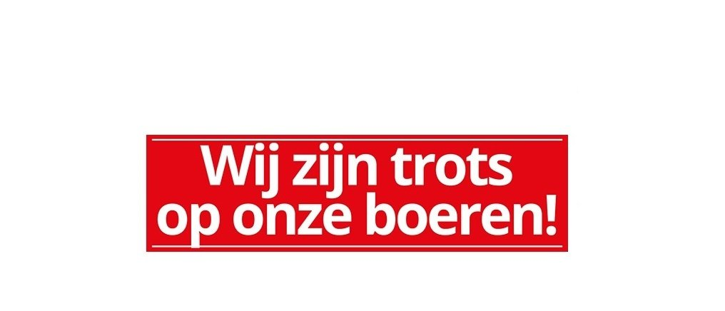 Brons is #trotsopdeboer!